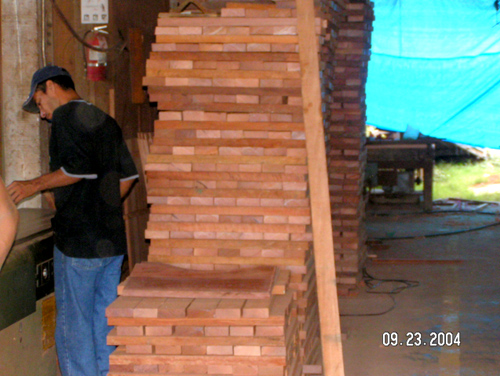 Lean Inventory Management in the Wood Products Industry